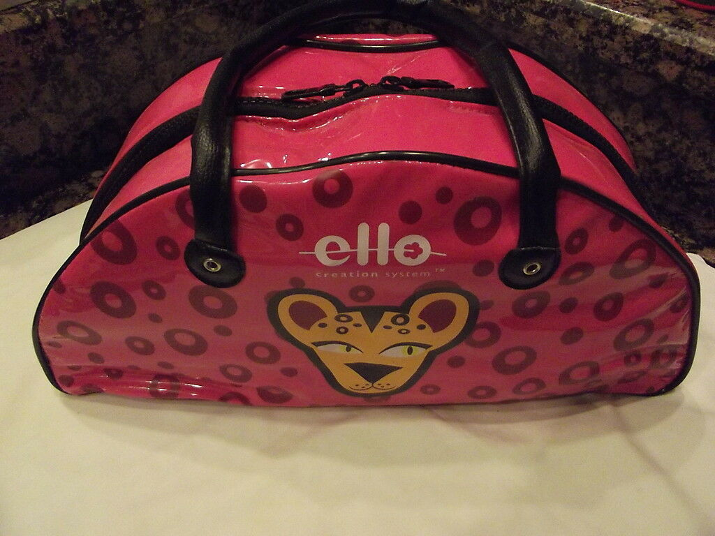 ELLO Creation System Jungala Create and Carry Deluxe Set Over 300 Pieces