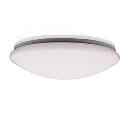 22W LED-Wandleuchte mit Bewegungsmelder+Tageslichtsensor IP44 Deckenlampe 230V