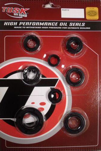 Tusk Engine Oil Seal Kit – Fits: Honda CR80R Expert  CR85R Expert 1986-2007