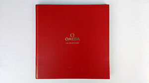 OMEGA-LA-COLECCIoN-Spanish-Watch-Colection-Book-amp-Price-List-OMEGA-WATCHES