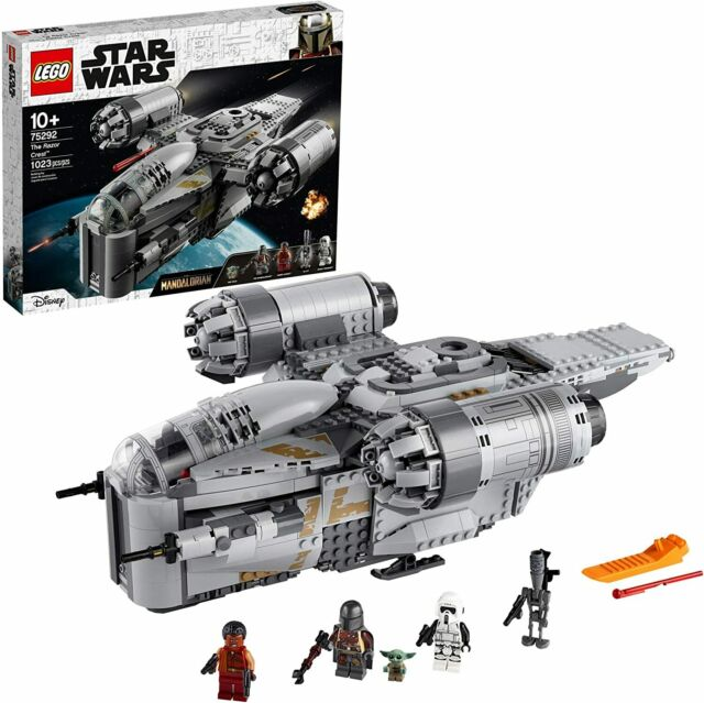 NEW Lego Star Wars The Mandalorian Razor Crest 75292 2 DAY SHIPPING AVAILABLE!