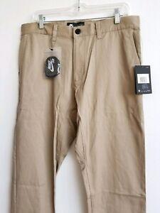 ffb2f2045bb8f Nike SB Flex Icon Pants Mens Size 34 Casual Mens Khaki Lifestyle ...