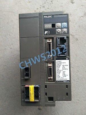 1PCS USED Fuji servo drive RYC102C3-VVT2 1000W tested