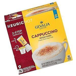 gevalia cappuccino original