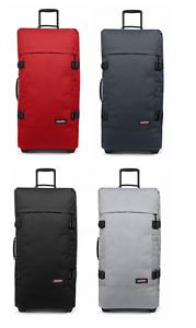 Eastpak-Tranverz-L-Large-Luggage-Red-Black-Midnight-Double-Denim-121L-EK63F