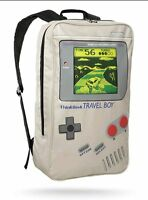 Gameboy Style Backpack Video Gametravelboy Think Geek - Coolest Retro