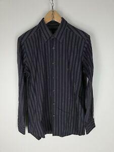 CARLO-PIGNATELLI-Camicia-Shirt-Maglia-Chemise-Camisa-Hemd-Tg-L-41-Uomo-Man
