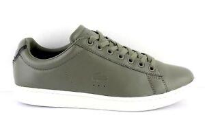 LACOSTE-CARNABY-EVO-416-1-PELLE-CAM-Verde-Sneaker-Scarpe-Shoes-MIS-a-SCELTA