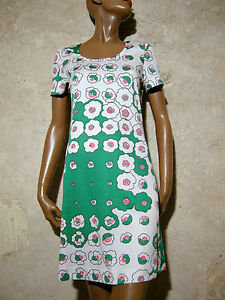 70 Robe 70er Pop Retro3638 1970 70s Abito Anni Kleid Vtg Détails Vintage Dress Sur Chic ZPXn8OkN0w