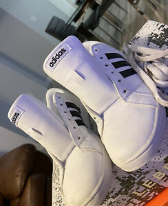 Details about ADIDAS NEO Comfort Footbed white/black footbed - size 4