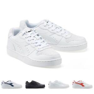 Scarpe-Diadora-Playground-Sneakers-sportive-uomo-donna-vari-colori-piu-taglie
