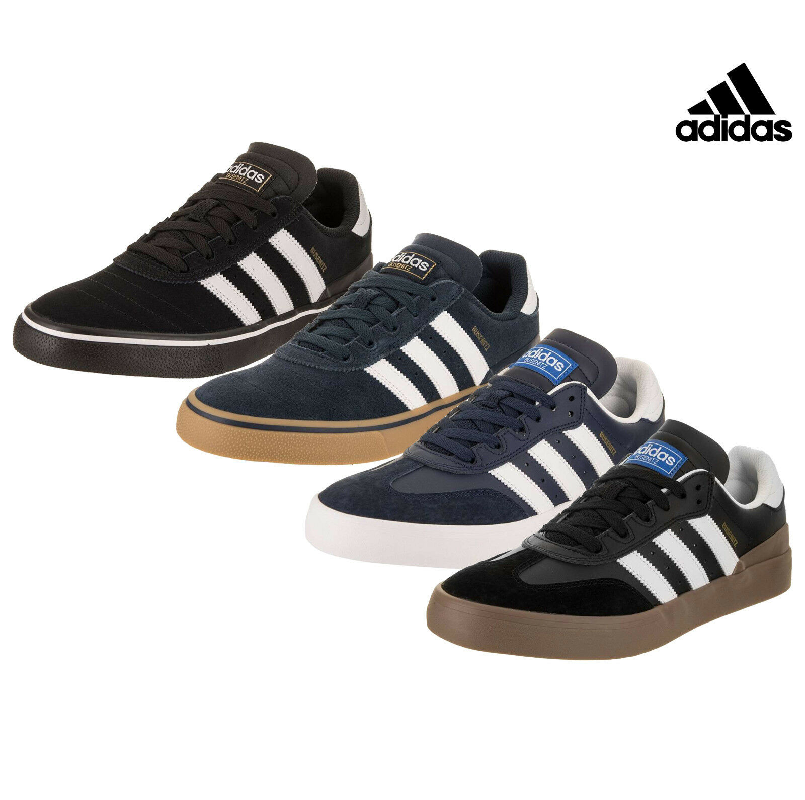 Adidas Busenitz Vulc Skate Shoes Mens Sneakers Adidas Skateboarding NEW Cheap women's shoes women's shoes