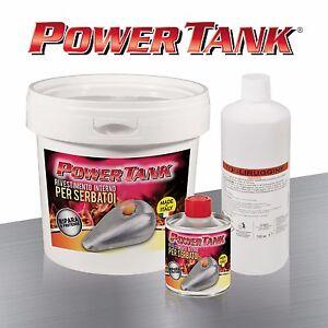Power Tank ripara serbatoi trattore camion 120 litri Più economico di tankerite