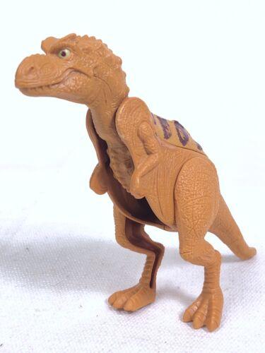 Plastic Dinosaur T-Rex Tyrannosaurus Action Figure Toy Reversable Switching Head