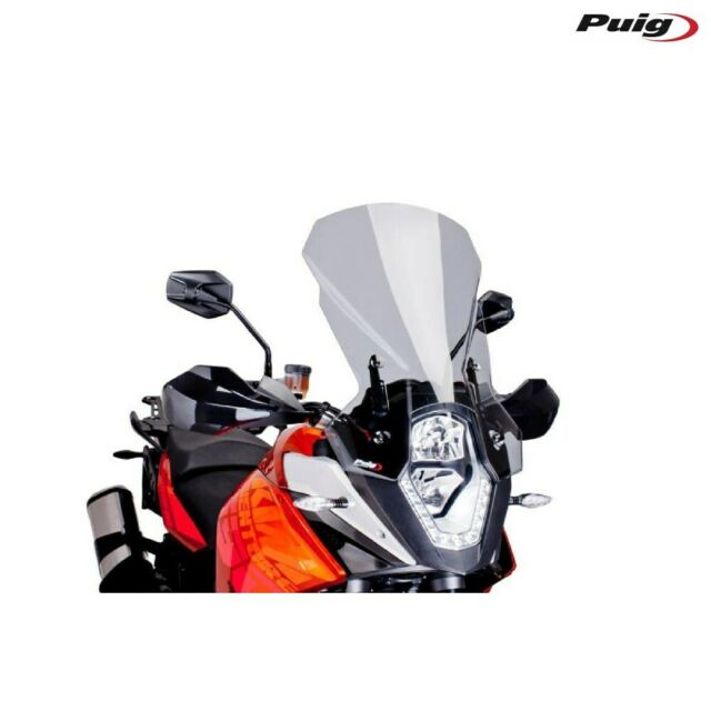 PUIG 6494H Fairing Touring Smoke Clear KTM 1190 Adventure ABS 2013-2016
