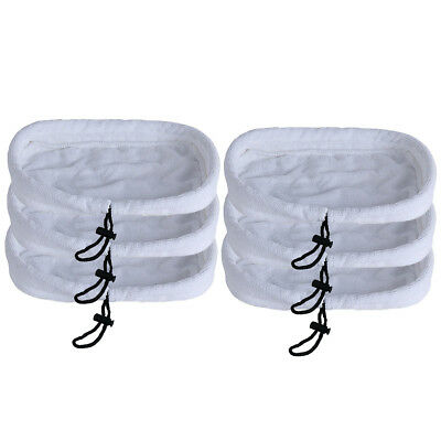 3 Replacement Pad for Bissell Steam Mop Pad 1867 203-2158 3255 Shark Lite Easy