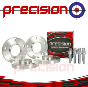 Wheel-Spacers-20mm-Hubcentric-2-Pair-with-Bolts-Nuts-for-BMW-5-Series