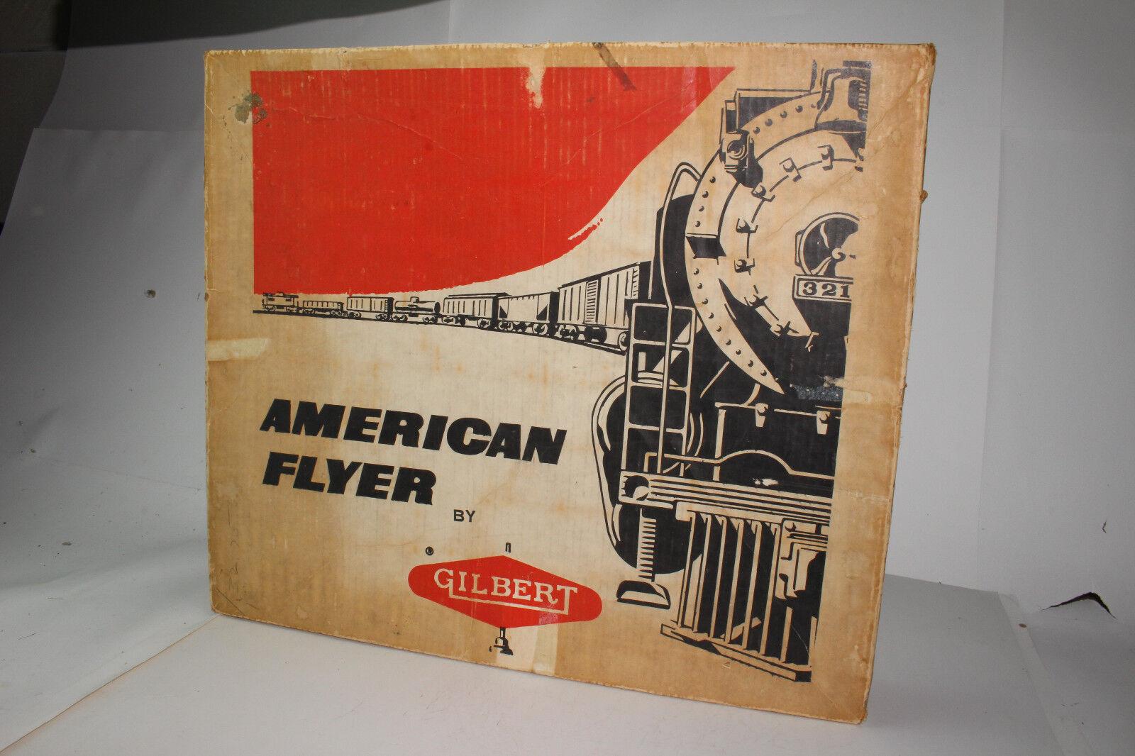 American Flyer New Haven de pasajeros, Bonito, Original, En Caja
