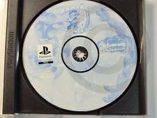 PLAYSTATION PS1 JUEGO Rampage Through Tiempo, usado pero OK