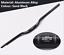 780mm Fahrrad Lenker Riser Bars für MTB Rennrad Fahrradlenker Trekking DE