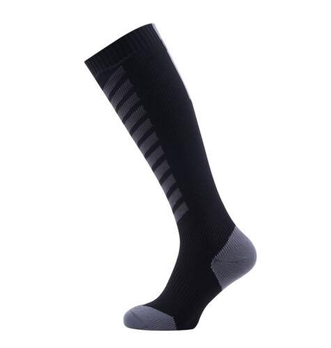 SealSkinz MTB Mi Genou-Imperméable Chaussettes-Noir//ANTH//anthracite