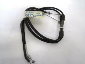 Cables-Corde-Vanne-D-Echappement-Uses-Kawasaki-Z-750-Annee-2008