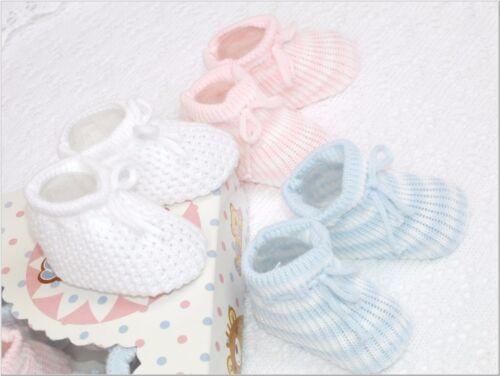 Baby Erstlingsschuhe Booties Babyschuhe Strickschuhe Englandmode