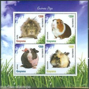 Guyana-2014-cobayes-Feuille-II-Comme-neuf-NH
