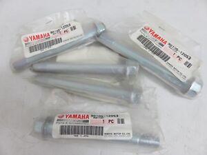 5-PCS-LOT-OEM-Yamaha-TMAX-500-XP500-Flange-Bolt-PN-90105-12053