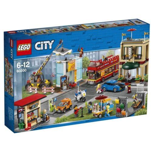 LEGO® City 60200 Hauptstadt NEU OVP LEGO® City 60200 Capital City BLITZVERSAND