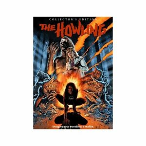 CINEDIGM - UNI DIST CORP DSF14075D HOWLING-COLLECTORS EDITION (DVD) (WS/1.85:1)