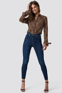 3da30a6368d368 J BRAND Maria Highrise Skinny Jeans Fleeting Dark Wash NWT $198 Size ...