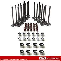 97-06 Audi Volkswagen 1.8t Turbo Engine Valves Kit & Lifter & Stem Seal 1.8l 20v