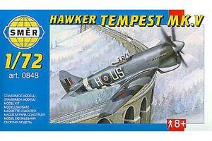 SMER-0848-1-72-Hawker-Tempest-Mk-V