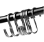 New S Hooks Kitchen Pot Pan Hanging Hanger Clothes Storage Rack