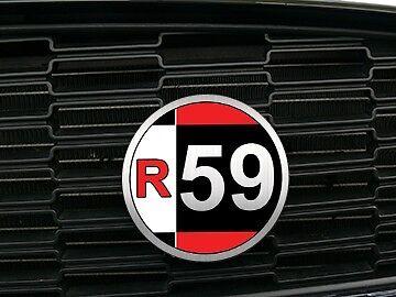 Grill Badge R59-2nd Gen MINI Cooper Roadster 2012-2015