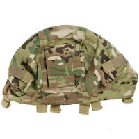 Multicam Camouflage Mich Tactical Military Helmet Cover