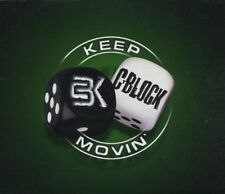 C-Block Keep movin' (1999) [Maxi-CD]