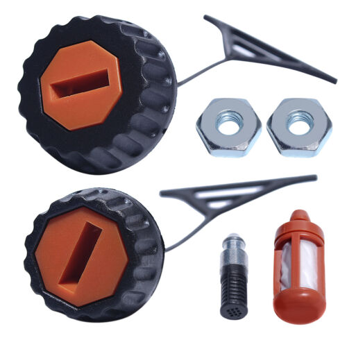 Gas Oil Fuel Cap Filter For Stihl 021 023 024 025 026 028 029 034 036 Chainsaw