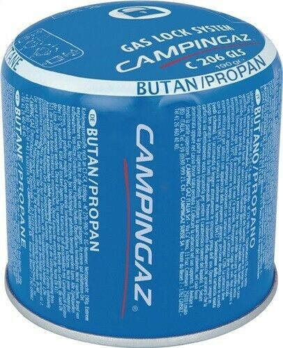 Campingaz stechgas-Cartouche C 206 GLS Super Butane Gaz Cartouche pour réchaud