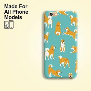 Shiba-dog-Phone-Case-cover-iPhone-11-pro-max-X-8-Samsung-Galaxy-S10-S9-Note-10