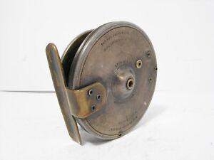 Vintage-Hardy-Sunbeam-3-034-Duplicated-MK-II-Fly-Fishing-Reel-Retaining-Well