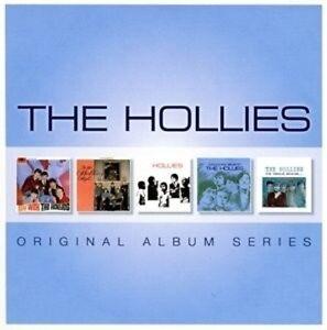 THE-HOLLIES-ORIGINAL-ALBUM-SERIES-5-CD-NEU