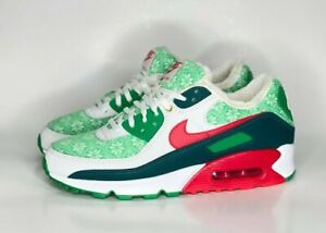 Details about Nike Air Max 90 Nordic Christmas (2020) DC1607-100 Size 8 Men US NEW IN HAND