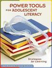 Power Tools for Adolescent Literacy: Strategies for Learning by Carol Scearce, Jan Rozzelle (Paperback / softback, 2008)
