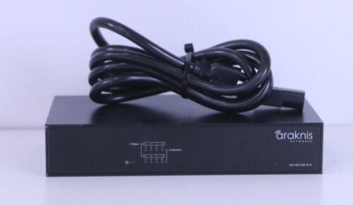 Araknis Networks AN-100-SW-R-8 8-Port Gigabit Network Switch Unmanaged