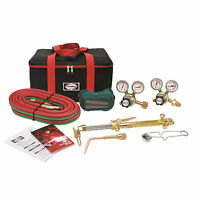 Harris Hmd Medium Duty Ironworker 510 Oxygen Acetylene Torch Kit 4400366 on sale