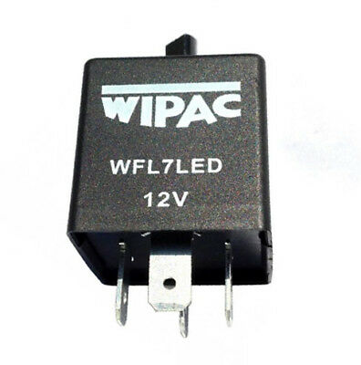 Wipac WFL7LED Land Rover 4 pin LED Flasher Unit For LSL Lamps