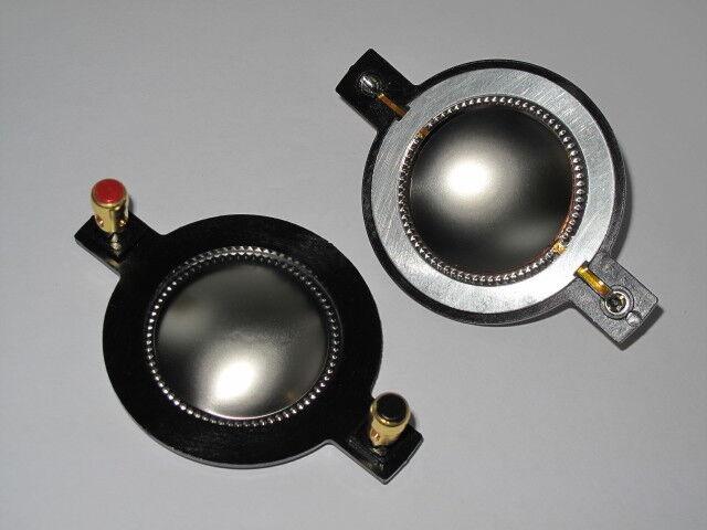 Mackie SRM-450 X 2 se ajusta ajusta ajusta a la DMO 450 C300Z P-audio BMD440 2 piezas Diafragma De Cuerno  el mas de moda
