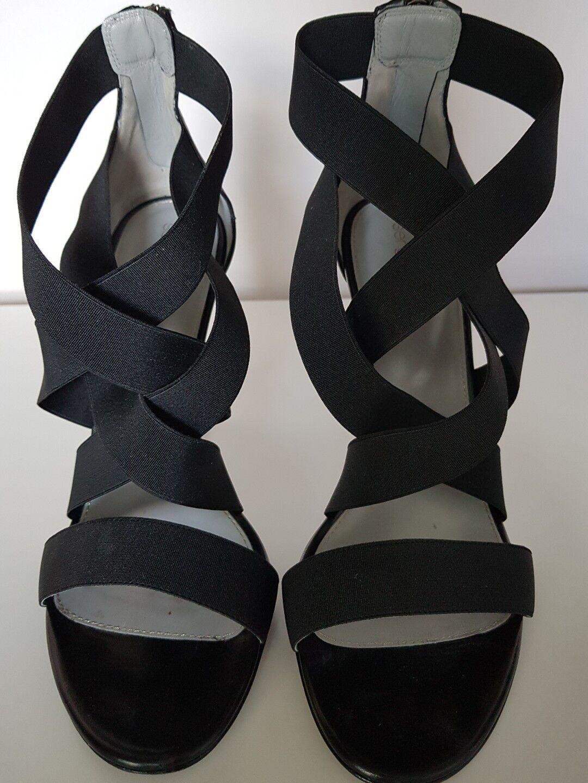 SERGIO ROSSI ROSSI SERGIO schwarz bandage Sandales (41) 7861e2